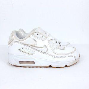 Nike Air Max 90 White Running Shoes